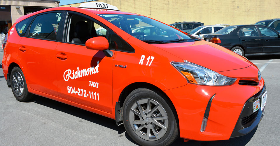 Richmond Taxi r17